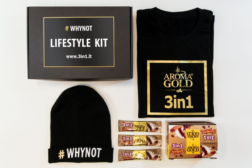 whynot lifestyle kit